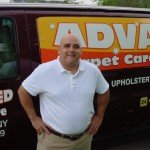 Long Island Carpet Cleaning - company van image